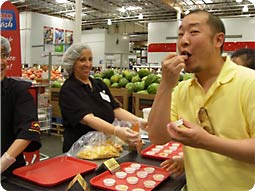 15 signs you're addicted to the free samples at costco.