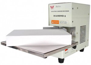 Akiles Diamond 5 Electric Corner Rounder