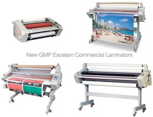 GMP Roll Lamniating Machines