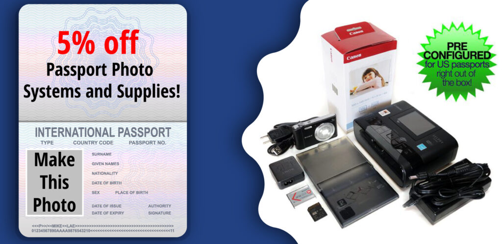 5% off Pasport systems and supplies cfs products