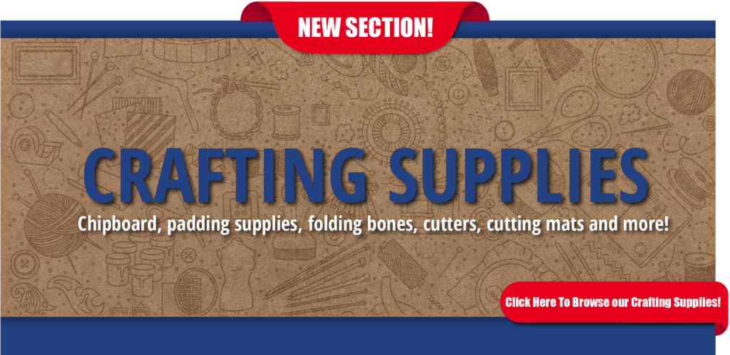 Crafting Supplies Section